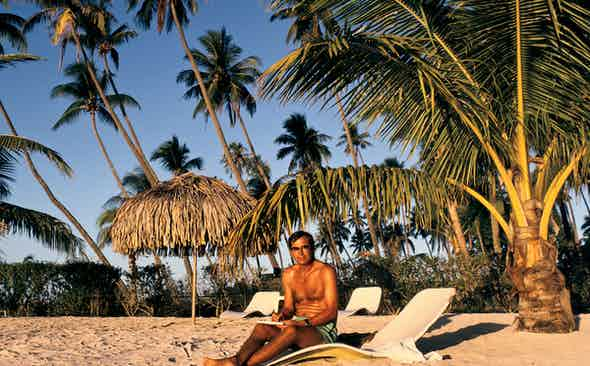 Escaping The Tyranny Of The Ordinary: Paul Theroux