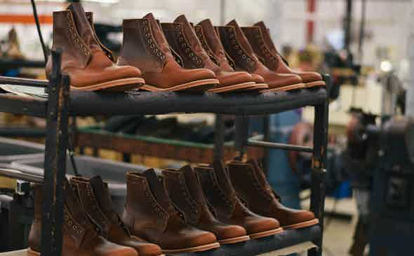 A Walk Down Oak Street with Oak Street Bootmakers