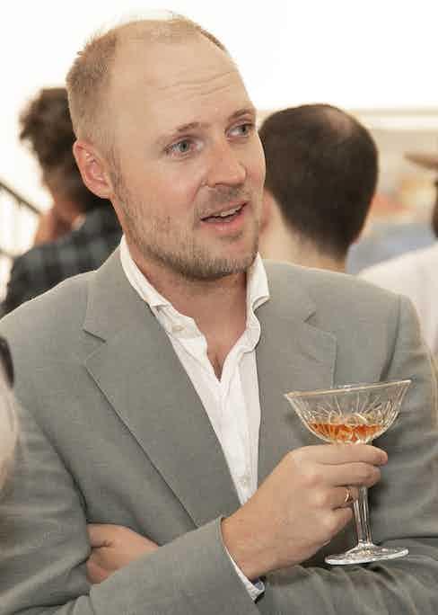 The Rake's Managing Director, David Goodman.