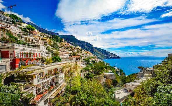 The Lure of Amalfi