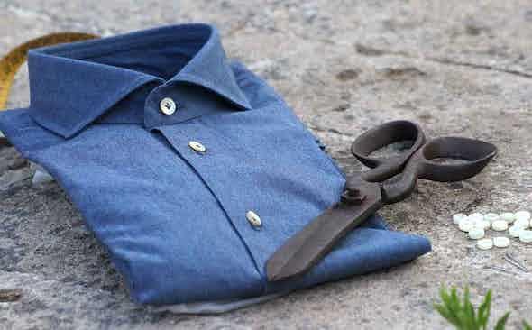 G. Inglese: the shirtmaker of the cognoscenti