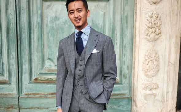 The Interview: The Armoury's Alan See