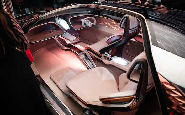 Trim and Proper – Bentley's dedication to detail