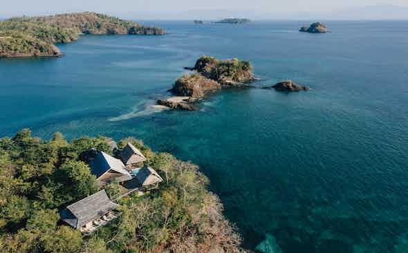 Islas Secas - Sustainable Panamanian Gold