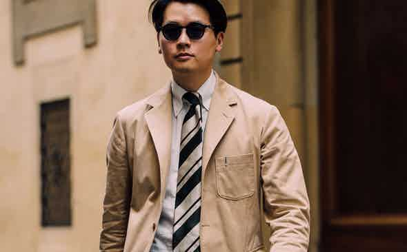 In Conversation With: The Armoury's Mark Cho