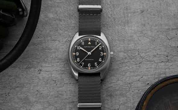 Hamilton's Ultimate Soldiers' Watch