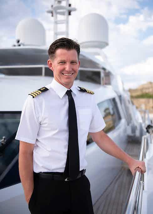 Captain Tripp Hock