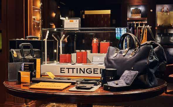 Ettinger's New (York) Lodgings