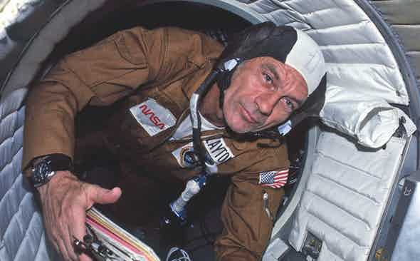 The Flair Up There: 20th Century Spaceman Style