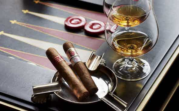 Cigars for keeps at Mark's Club