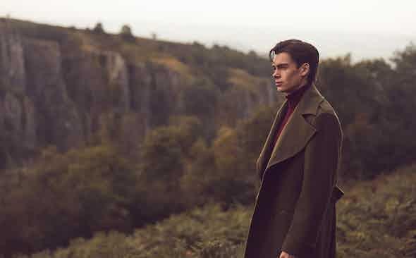 New & Lingwood's Autumnal Inspiration