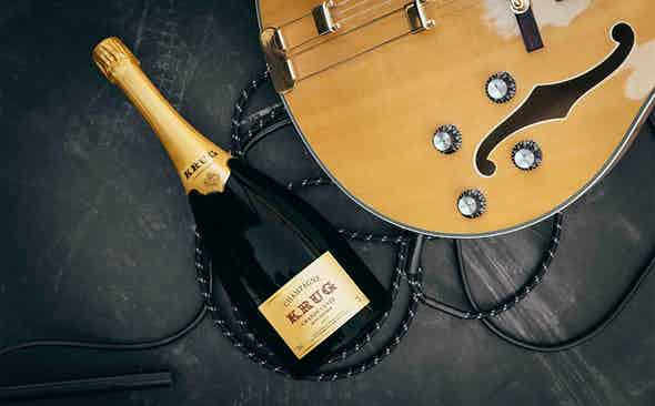 A Sensory Delight: Krug Encounters - Rhythm & Ride