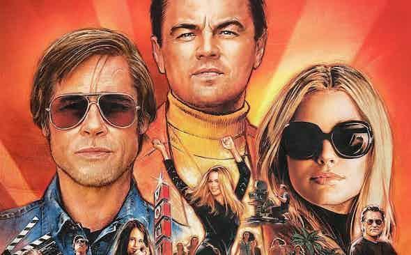 Tarantino's Style Icons
