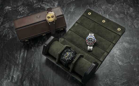 This is how Wei Rolls: Bennett Winch's Ultimate Watch Rolls