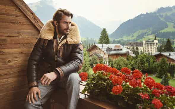 Alps & Meters at The Alpina Gstaad