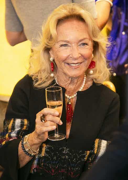 Barbara Rubinacci.