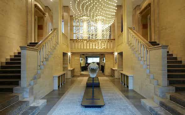 Sanctum of Style: Das Stue Berlin