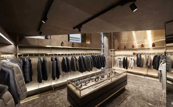 Give me Moorer: Outerwear with Elegance