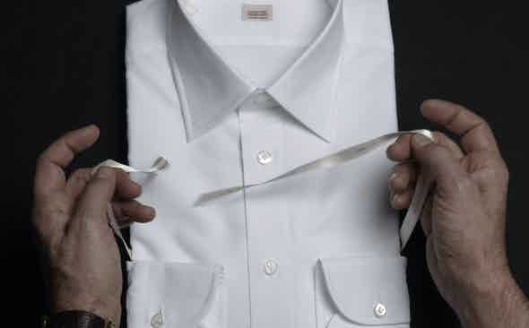For the love of shirtmaking - Alessandro Gherardi