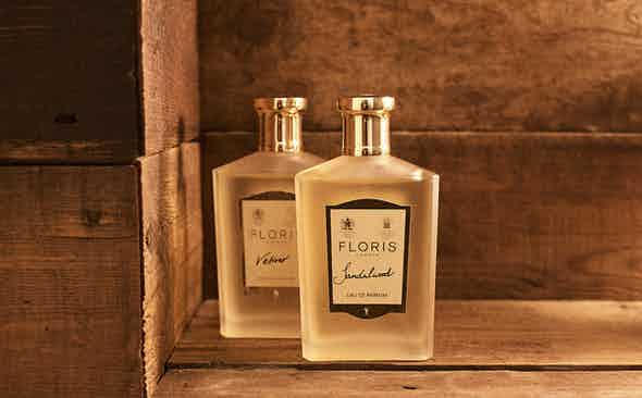 Two Scents' Worth: new fragrances by Floris London