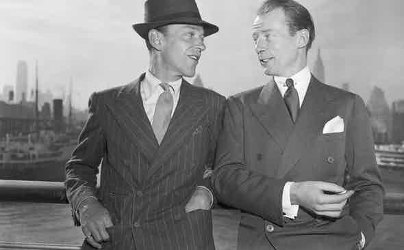 The Legends of Anderson & Sheppard: Fred Astaire
