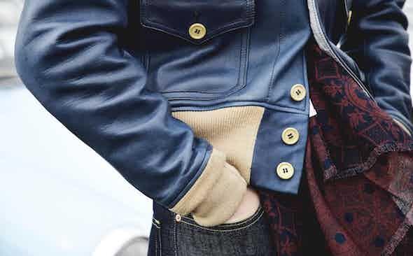 Chapal's new season outerwear takes flight