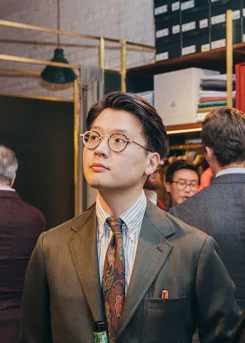 Mark Cho