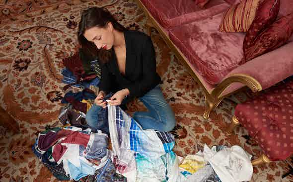 The Interview: Francesca Serafin of Serà Fine Silk