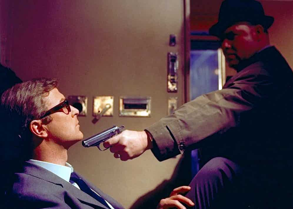 The Ipcress File (1965).