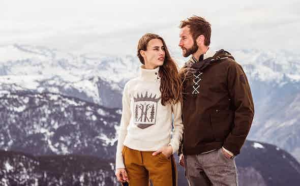Alps & Meters – alpine classicism for men and women