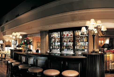 Bar du Grill, Gstaad Palace.