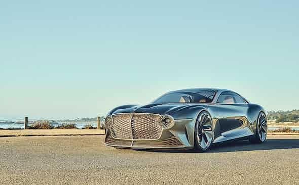 Bentley EXP 100 GT - meet the collaborators