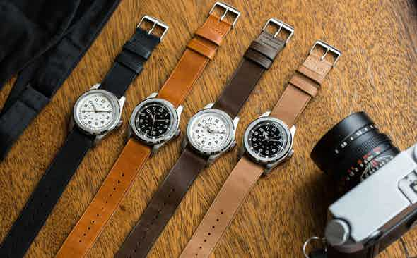 Serica watches - the time has come