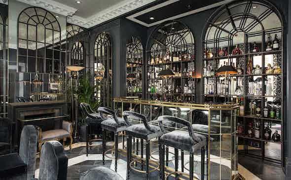 The Franklin Restaurant by Alfredo Russo: Knightsbridge's hidden gem