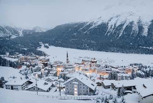 Copyright by ENGADIN St. Moritz By-line: swiss-image.ch/Fabian Gattlen.