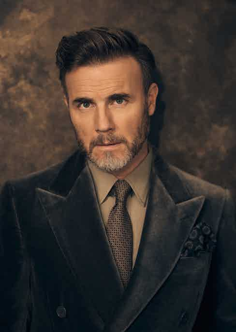 Gary Barlow photographed by Charlie Gray for Issue 67 of The Rake.