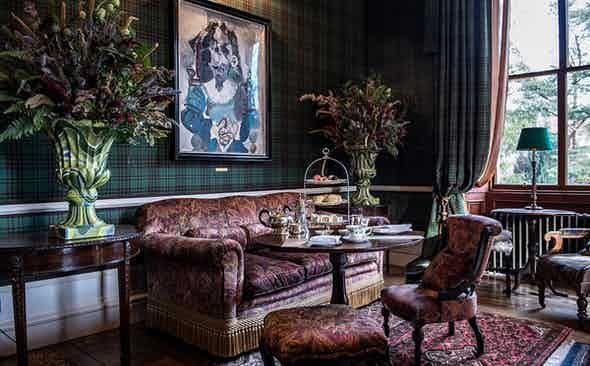 The Fife Arms - an emporium of art and eccentricity