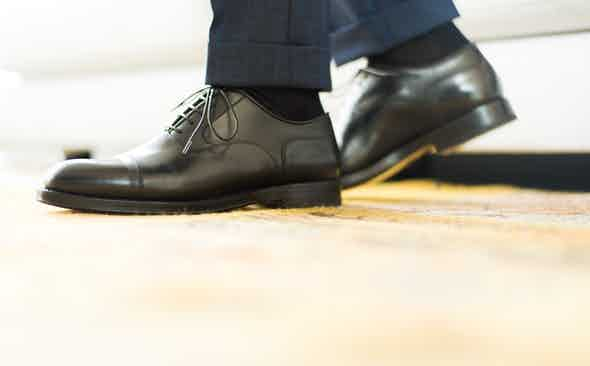 Oxfords: A Sure Footing