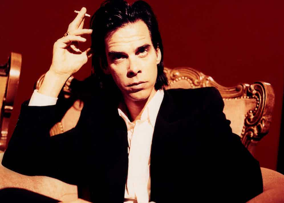 Portrait of Nick Cave (Photo by Joe Dilworth/Photoshot/Getty Images).