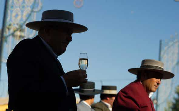Tales from the drinking cup: Sherry is not just for Christmas