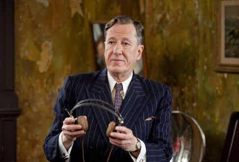 Geoffrey Rush, 2010. ©The Weinstein Company/courtesy Everett Collection