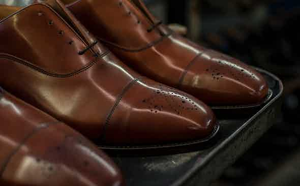 Joseph Cheaney & Sons: Creating a lasting impression