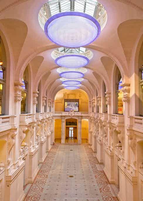 Museum of Decorative Arts.
