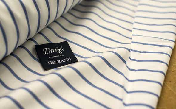 Drake's Shirt Factory: Sew Consistently Good