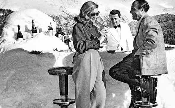 St Moritz: Top of The World