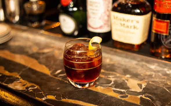 Winter Warmer: How to Make a Vieux Carré Cocktail