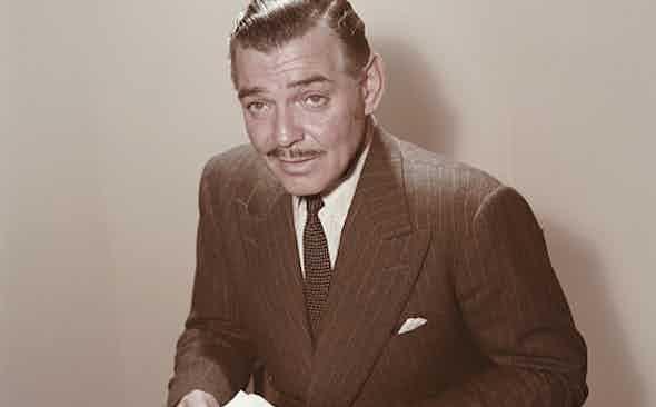 Live Like a King: Clark Gable
