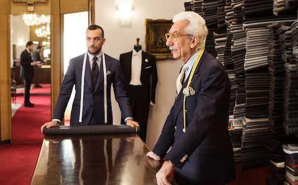 Guide to Milanese Tailoring