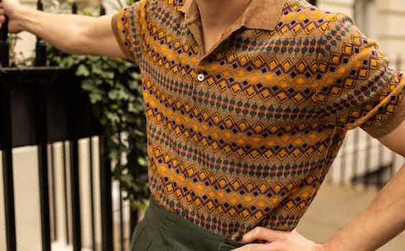 McLauren: Italian knitwear clan