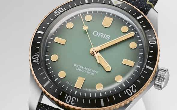 Introducing the Oris X Momotaro Edition Divers Sixty Five